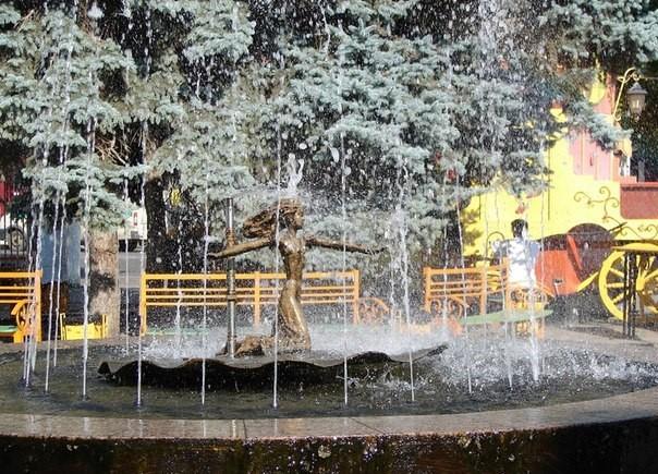 парк дендрарий воронеж фото