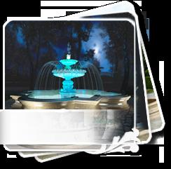 купить фонтан